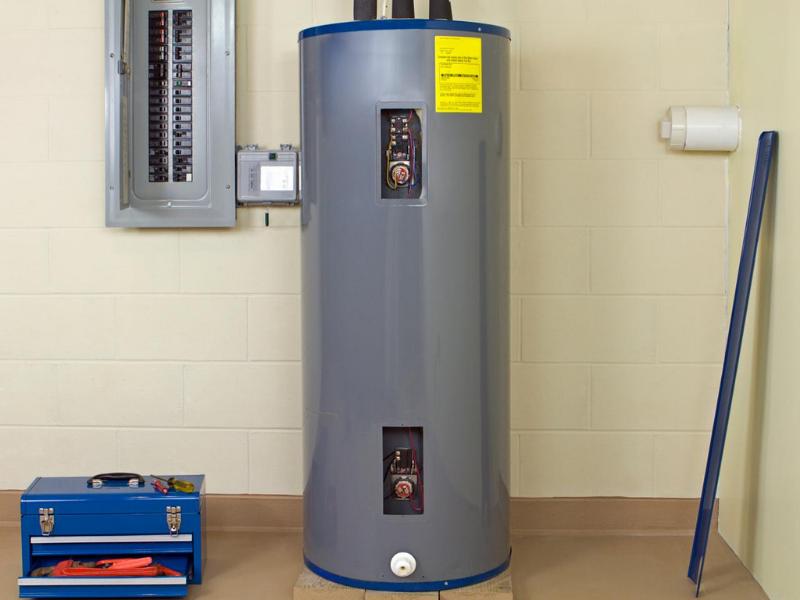 hot water tank installation surrey plumbing company bluesky